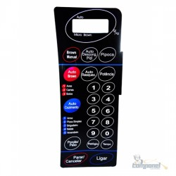 Membrana Microondas Panasonic Family Size C/ Browner Dourador